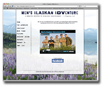 Men's Alaskan Adventure